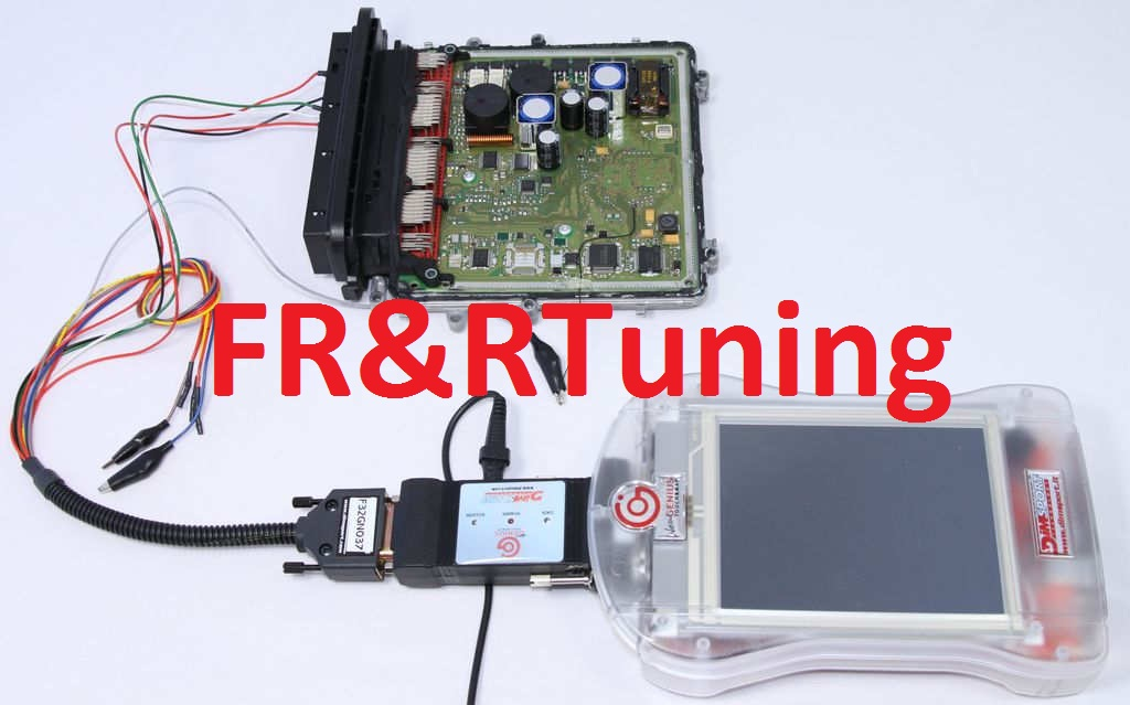 FR&RTuning: MAHA Dyno Rolling Road: ECU, DSG Remapping